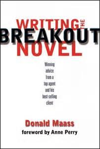 Writing the Breakout Novel - cover photo