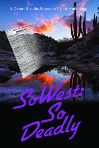 So West So Deadly Front Cover
